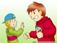 How to help my child when he is bullied at school?