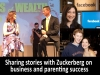 Zuckerberg shares the top 5 secrets on business success and parenting