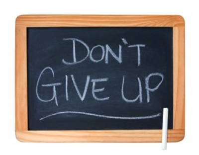 How to support your child persevere when they want to give up